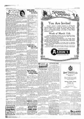 The Daily Courier from Connellsville, Pennsylvania on March 11, 1918 · Page 3