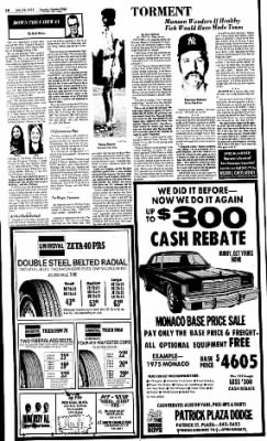 Sunday Gazette-Mail from Charleston, West Virginia on July 13, 1975 · Page 44