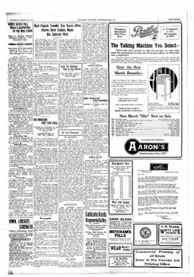 The Daily Courier from Connellsville, Pennsylvania on March 14, 1918 · Page 3