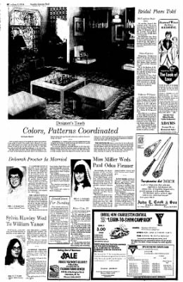 Sunday Gazette-Mail from Charleston, West Virginia on June 2, 1974 · Page 80