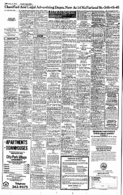 Sunday Gazette-Mail from Charleston, West Virginia on August 6, 1972 · Page 40