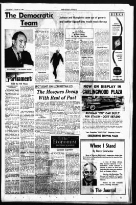 The Ottawa Journal from Ottawa,  on August 27, 1964 · Page 7