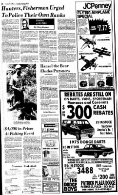 Sunday Gazette-Mail from Charleston, West Virginia on July 27, 1975 · Page 44