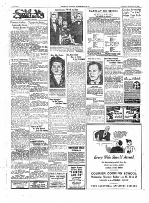 The Daily Courier from Connellsville, Pennsylvania on January 11, 1938 · Page 2