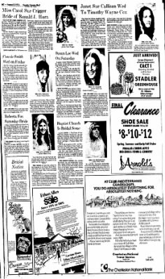 Sunday Gazette-Mail from Charleston, West Virginia on August 3, 1975 · Page 37