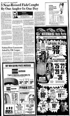 Sunday Gazette-Mail from Charleston, West Virginia on August 3, 1975 · Page 44