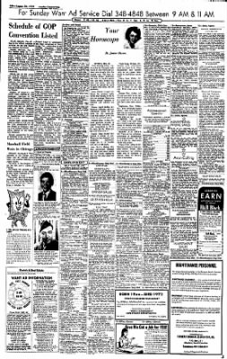 Sunday Gazette-Mail from Charleston, West Virginia on August 20, 1972 · Page 53