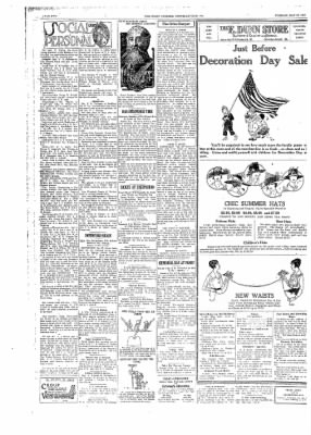 The Daily Courier from Connellsville, Pennsylvania on May 28, 1918 · Page 2