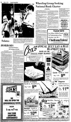 Sunday Gazette-Mail from Charleston, West Virginia on July 4, 1976 · Page 5