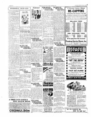 The Daily Courier from Connellsville, Pennsylvania on February 24, 1930 · Page 6