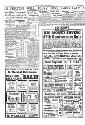 The Daily Courier from Connellsville, Pennsylvania on February 11, 1938 · Page 13