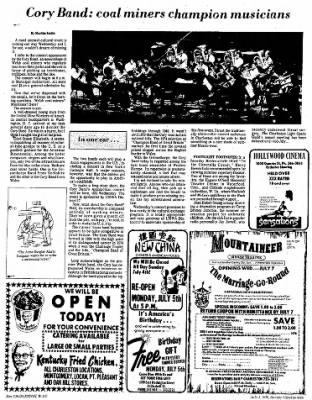 Sunday Gazette-Mail from Charleston, West Virginia on July 4, 1976 · Page 69