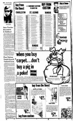 Sunday Gazette-Mail from Charleston, West Virginia on August 24, 1975 · Page 50