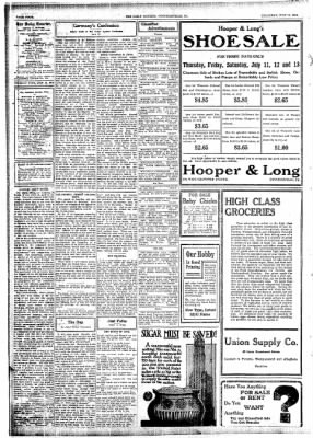 The Daily Courier from Connellsville, Pennsylvania on July 11, 1918 · Page 4