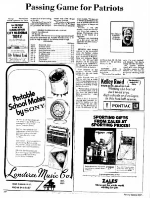 Sunday Gazette-Mail from Charleston, West Virginia on September 10, 1972 · Page 66