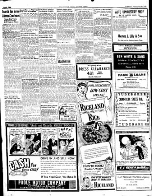 The Courier News from Blytheville, Arkansas on December 30, 1947 · Page 10