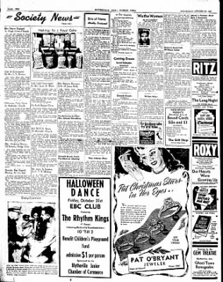 The Courier News from Blytheville, Arkansas on October 29, 1947 · Page 2