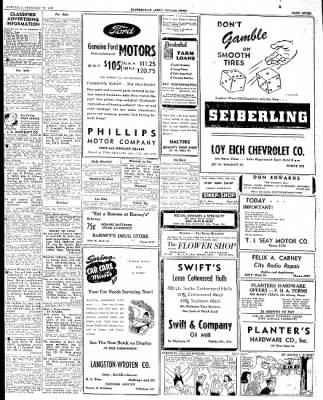 The Courier News from Blytheville, Arkansas on February 22, 1947 · Page 7