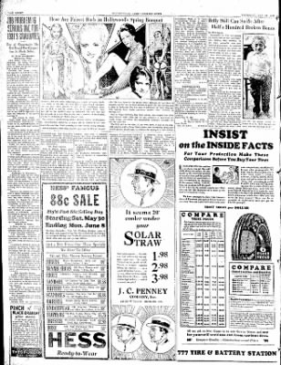 The Courier News from Blytheville, Arkansas on May 28, 1931 · Page 8