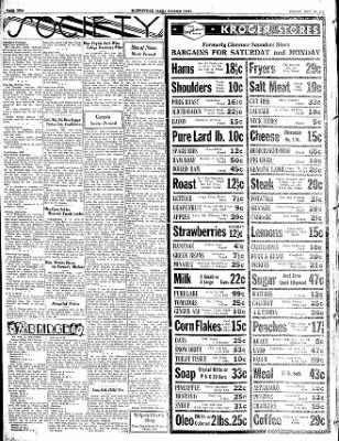 The Courier News from Blytheville, Arkansas on May 29, 1931 · Page 2
