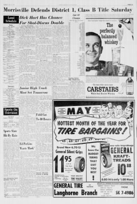 The Bristol Daily Courier from Bristol, Pennsylvania on May 19, 1960 · Page 25