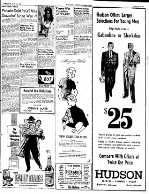 The Courier News from Blytheville, Arkansas on November 13, 1952 · Page 11