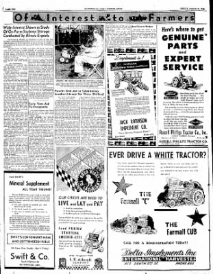 The Courier News from Blytheville, Arkansas on March 10, 1950 · Page 10