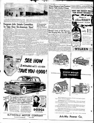 The Courier News from Blytheville, Arkansas on November 14, 1950 · Page 14
