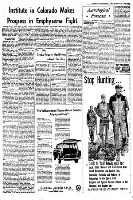 The Courier News from Blytheville, Arkansas on September 9, 1966 · Page 7