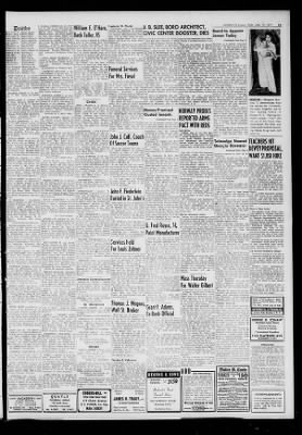 the brooklyn daily eagle from brooklyn new york on january 15 1947 page