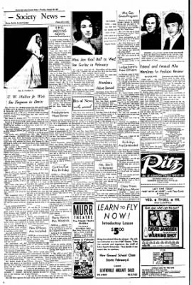 The Courier News from Blytheville, Arkansas on January 31, 1967 · Page 4