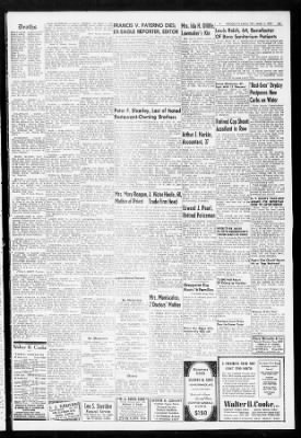 the brooklyn daily eagle from brooklyn new york on march 3 1950 page