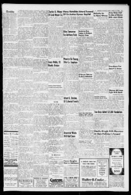 the brooklyn daily eagle from brooklyn new york on april 10 1950 page