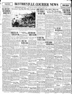 The Courier News from Blytheville, Arkansas on March 31, 1932 · Page 1