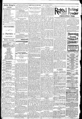 Logansport Pharos-Tribune from Logansport, Indiana on April 23, 1891 · Page 4