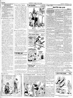 The Courier News from Blytheville, Arkansas on February 13, 1941 · Page 10