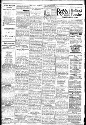Logansport Pharos-Tribune from Logansport, Indiana on April 29, 1891 · Page 4
