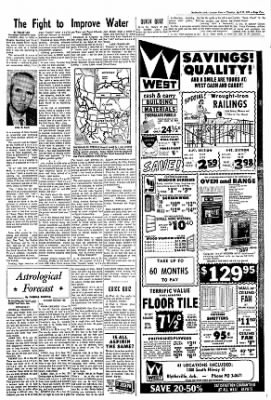 The Courier News from Blytheville, Arkansas on April 25, 1967 · Page 4