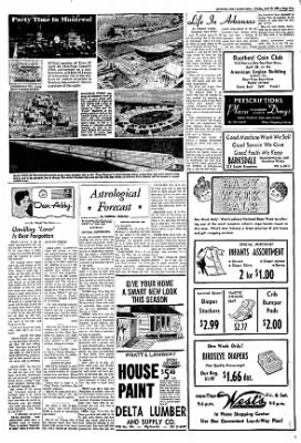 The Courier News from Blytheville, Arkansas on April 28, 1967 · Page 3