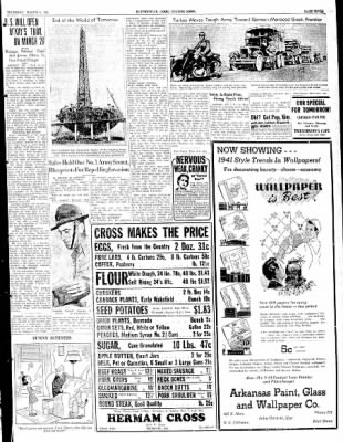 The Courier News from Blytheville, Arkansas on March 6, 1941 · Page 7