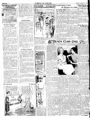 The Courier News from Blytheville, Arkansas on August 20, 1934 · Page 4