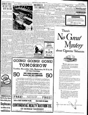 The Courier News from Blytheville, Arkansas on November 13, 1939 · Page 3