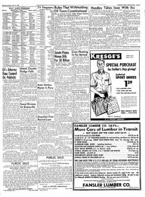 Logansport Pharos-Tribune from Logansport, Indiana on June 13, 1957 · Page 35