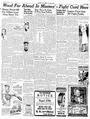The Courier News from Blytheville, Arkansas on April 4, 1941 · Page 5