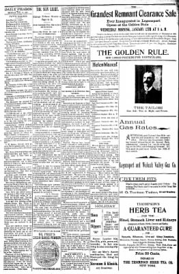 Logansport Pharos-Tribune from Logansport, Indiana on January 10, 1898 · Page 8
