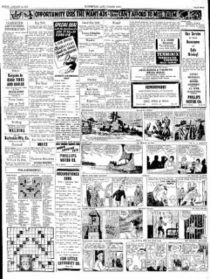 The Courier News from Blytheville, Arkansas on January 19, 1940 · Page 5