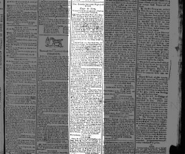 23 Mar 1802, Weekly Raleigh                   Register, Raleigh, NC