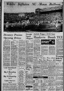 1965 TCU game