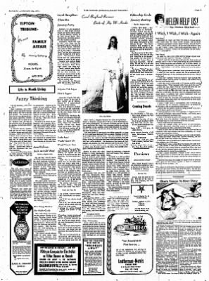 The Tipton Daily Tribune from Tipton, Indiana on January 25, 1971 · Page 3