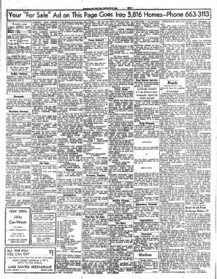 Greensburg Daily News from Greensburg, Indiana on June 8, 1965 · Page 7
